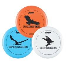 3 Piece Golf Disc Set