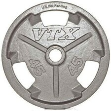 100 lbs Olympic Grip Plate