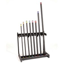 Aerobic Bar Storage / Display Rack