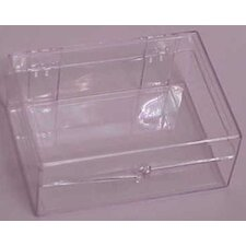 50 Count Snap Hinged Card Case