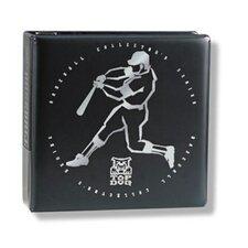 MLB Top Dog Baseball Album in Black