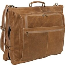 42'' Deluxe Distressed Garment Bag
