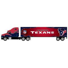 NFL 2009 1:80 Tractor Trailer Diecast Toy Vehicles - Houston Texans