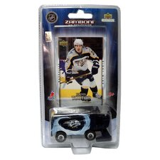 NHL 2007 / 8 Zamboni Machines with Jordin Tootoo Card - Nashville Predators