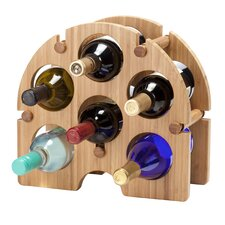Bamboo Arch, 6-Bottle (Set of 8)