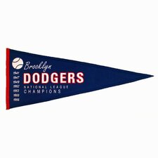 MLB Cooperstown Banner