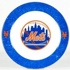 MLB Dinner Plates (Set of 4) - New York Mets