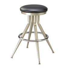 "Backless Spread Frame 29"" Swivel Bar Stool"
