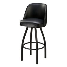 Bucket Swivel Bar Stool