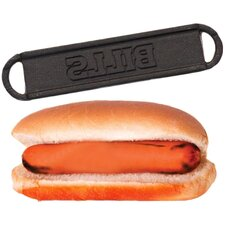 NFL Hot Dog BBQ Brander