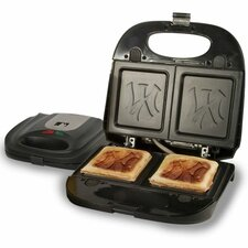 MLB Sandwich Press