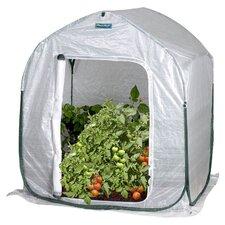 3 Ft. W x 3 Ft. D Polyethylene Mini Greenhouse