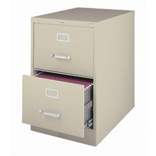 2-Drawer Commercial Legal Size  File Cabinet