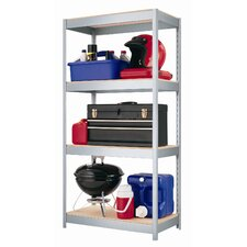 "1000 Series 60"" H 3 Shelf Shelving Unit Starter"