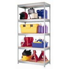 """1000 Series 72"""" H 4 Shelf Shelving Unit Starter"""