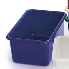 "Value Line 11"" Cubbie Trays in Blue (Set of 2)"