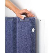 SoundSponge Quiet Dividers Magnetic Wall Strip