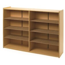Value Line 8-Section Rest Mat Storage