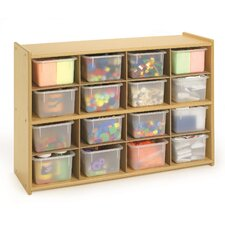 Value Line 16 Compartment Cubby