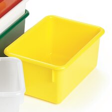 Value Line Cubbie Trays in Yellow (Set of 2)