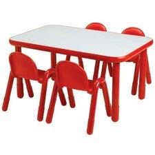 "Baseline 72"" x 30"" Rectangular Classroom Table"