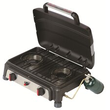 Windproof Stove with 2 Burner