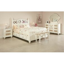 Paris Panel Customizable Bedroom Set