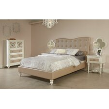 Paris Upholstered Bed