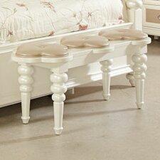 Paris Bedside Upholstered Bedroom Bench