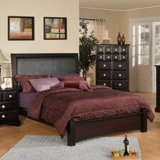 Palazzo Upholstered Panel Bed
