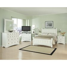 Palazzo Panel Customizable Bedroom Set