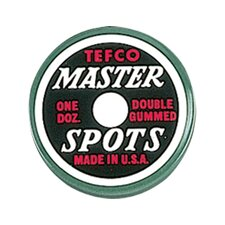Table Parts and Repair Tefco Spots (12) (Set of 4)