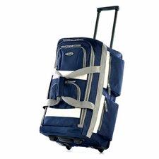 "22"" Eight Pocket  Rolling Duffel Bag"