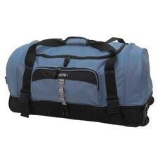"""30"""" Rolling Drop Bottom Duffel Bag"""