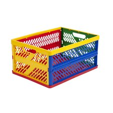 Large Ventilated Collapsible Crate (Set of 12)