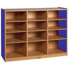 Colorful Essentials™ Multi-Purpose Cabinet 12 Compartment Cubby