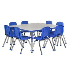 "48"" Square Classroom Table"