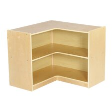 Birch Corner Storage Unit