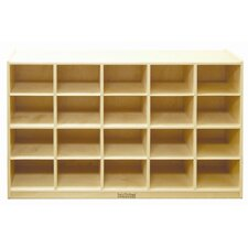 Cabinet 20 Compartment Cubby