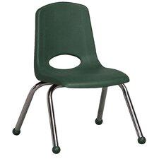 ECR4Kids® Plastic Classroom Chair (Set of 6)