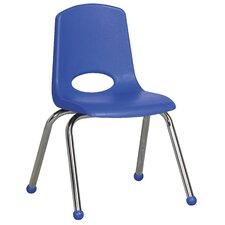 "14"" Plastic Classroom Chair (Set of 6)"