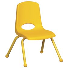 ECR4Kids® Plastic Classroom Chair (Set of 6)