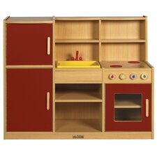 4-in-1 Play Kitchen