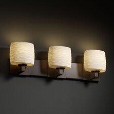 Limoges Modular 3 Light Bath Vanity Light