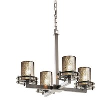 Fusion™ 4 Light Chandelier