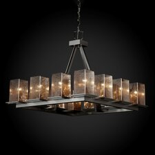 Fusion Montana 12 Light Chandelier