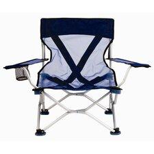 French Cut Steel Chair