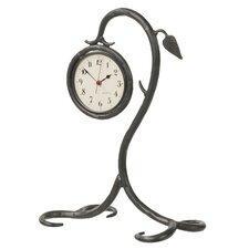 Leaf Table Clock