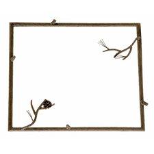 Pine Small Wall Mirror