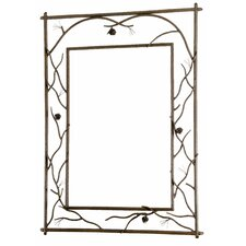 Branched Large Wall Mirror